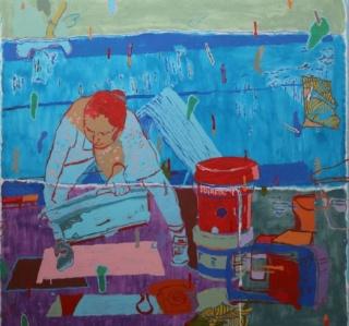 Nicoleta Sandulescu — Cortesía de Arte Periférica Galeria