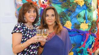 Carla Mourão e Regina Helene