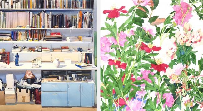 Si cerca de tu biblioteca tienes un jardín, lo tienes todo