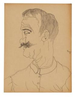 Pierre-Louis Flouquet — Cortesía de Colección Roberto Polo. Centro de Arte Moderno y Contemporáneo de Castilla-La Mancha (CORPO)