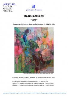 Markus Oehlen. New
