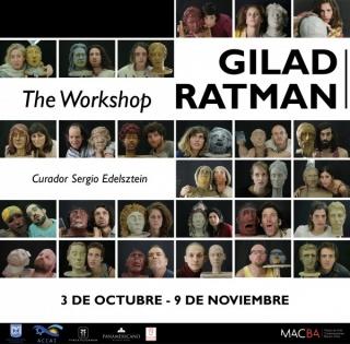 Gilad Ratman, The Workshop
