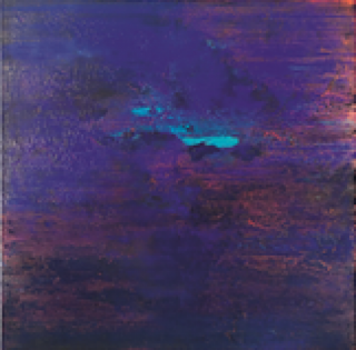 Alberto Reguera, Maritime Fragments, Mixed techniques on canvas, 2014, 200 x 200 x 12 cm.