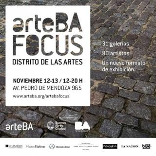 arteBA Focus / Distrito de las Artes