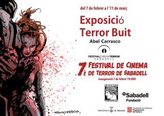 Abel Carrasco. Terror Buit