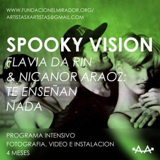 Spooky visión