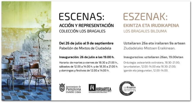 Escenas: acción y representación. Colección Los Bragales