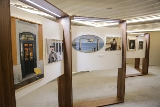 Exposición «Lisboa y Pessoa por diez artistas españoles»