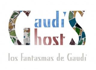 Los Fantasmas de Gaudí del artista.