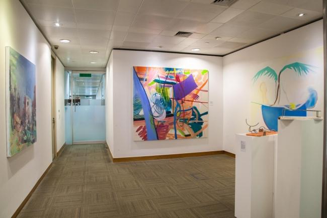 Ashurst Emerging Artist Gallery 1