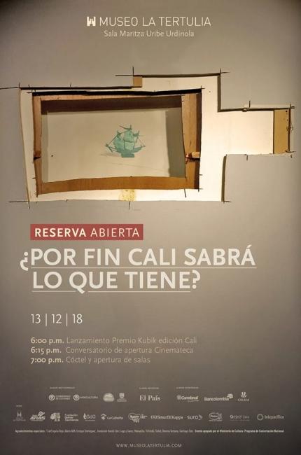 Cortesía Museo La Tertulia