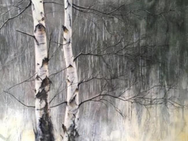 Cuca Arsuaga — Cortesía de la galería Montsequi