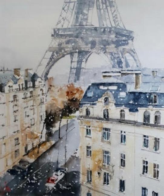 Jacques Villares — Cortesía de la galería Montsequi