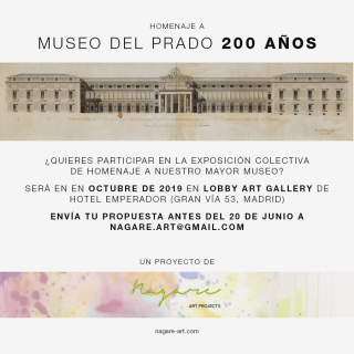 Homenaje a Museo del Prado - Nagare art projects