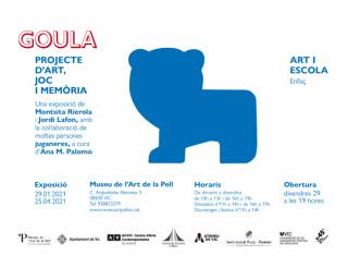 Goula. Projecte d'Art, Joc i Memòri