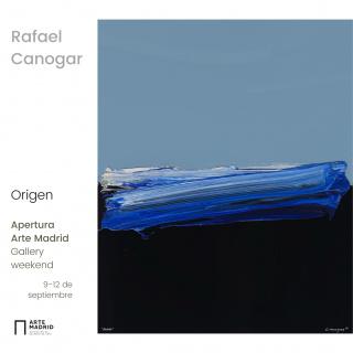 Rafael Canogar. Origen