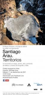 Santiago Arau. Territorios