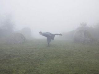 Elina Brotherus, Exercice d\'equilibre.2011