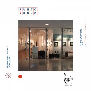 Punto Rojo; Artistas a la Vereda Edición 2016