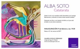 Alba Soto, Catatarata