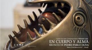 En cuerpo y alma. Bronces de Pedro Pablo Oliva