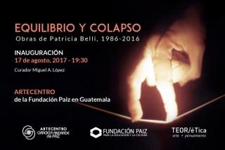 EQUILIBRIO Y COLAPSO
