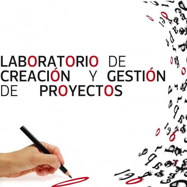 LABORATORIO DE GESTION Y CREACION DE PROYECTOS. Imagen cortesía Galeria Espora