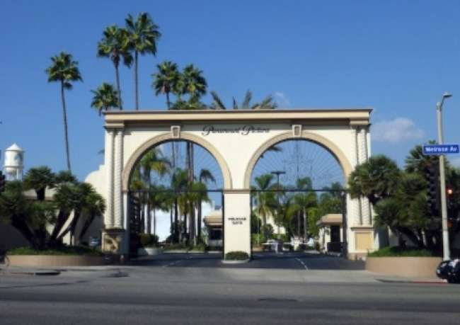 Paramount Pictures Studios, Hollywood, Los Angeles