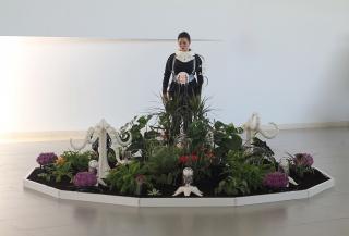 """Instalación """"The Plants Sense"""" de María Castellanos y Alberto Valverde"""