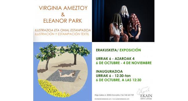Virginia Ameztoy & Eleanor Park