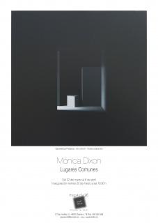 Mónica Dixon. Lugares comunes