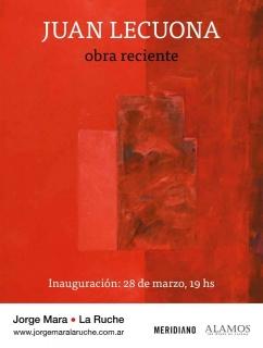 Imagen cortesía Galeria Jorge Mara-La ruche