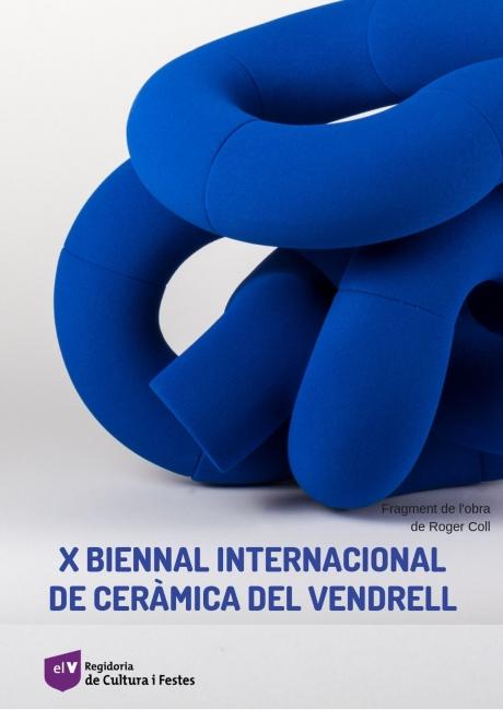 X Biennal Internacional de Ceràmica del Vendrell