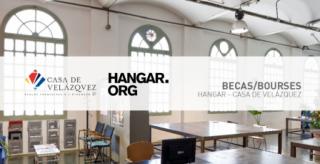 Becas Hangar - Casa de Velázquez