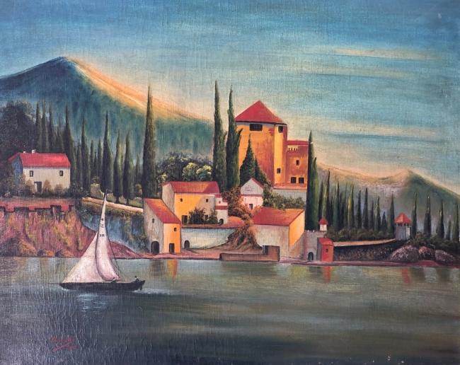 Acevedo — Cortesía de la Galeria de arte La Marina - José Lorenzo