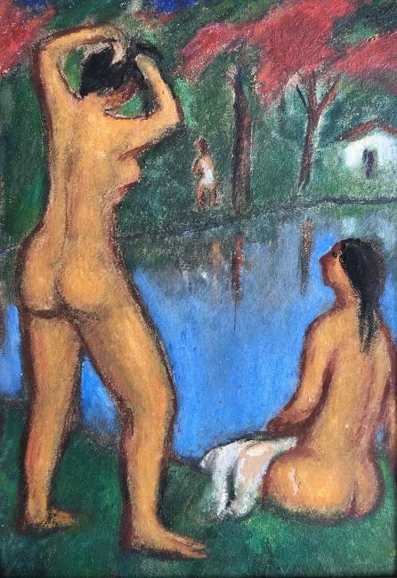 Víctor Manuel — Cortesía de la Galeria de arte La Marina - José Lorenzo