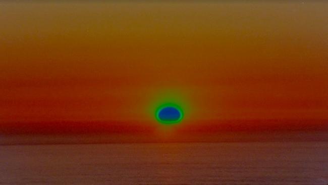 Frame de Transfiguracio?n de Carla Andrade — Cortesía de INTERSECCIÓN. Contemporary Audiovisual Art Festival