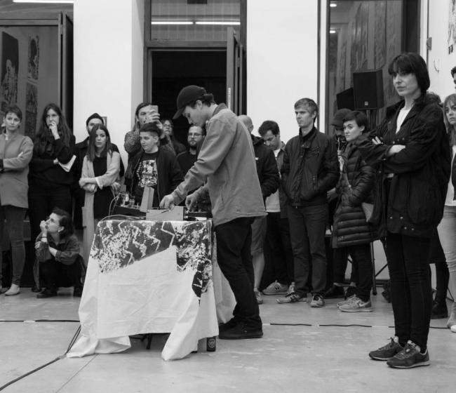 Carla Filipe © Bruno Lopes — Cortesía del Espai d'Art Contemporani de Castelló (EACC)