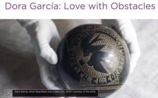 Dora García: Love with Obstacles