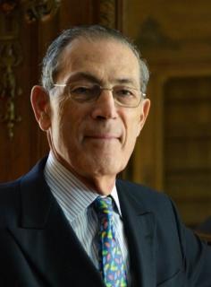 Philippe de Montebello — Cortesía de la Real Academia de Bellas Artes de San Fernando