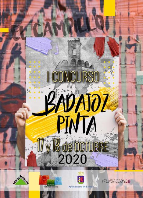 Badajoz Pinta 2020 Certamen Arte Urbano Ago 2020 Arteinformado