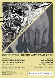 Concurso Novos Artistas 2021