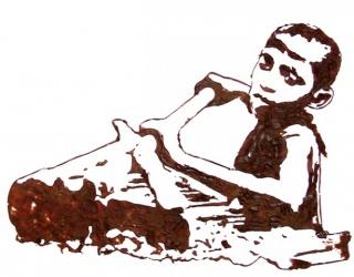 Niños de Chocolate - Fernando Pertuz