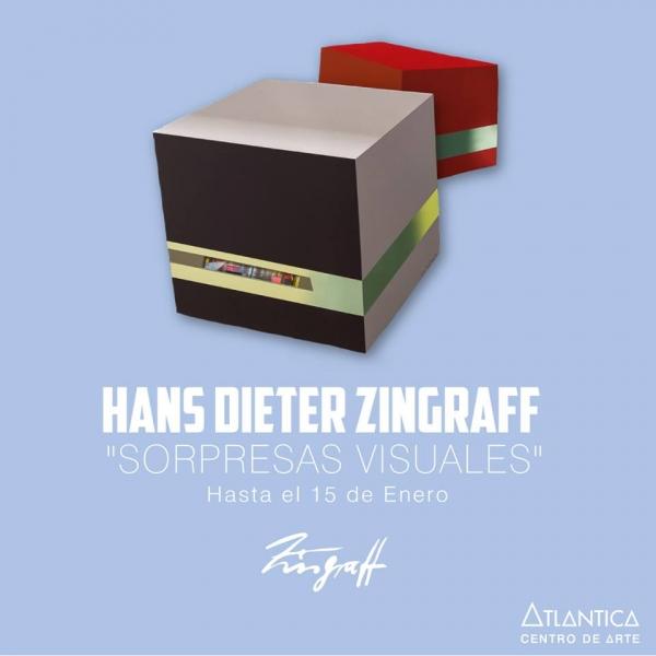 Hans Dieter Zingraff. Sorpresas visuales