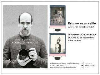Esto no es un Selfie. Adolfo Dominguez