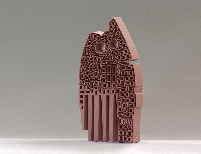 Hasan Sahbaz, Owl (1º premio) – Cortesía de la Asociación Española de Ciudades de la Cerámica
