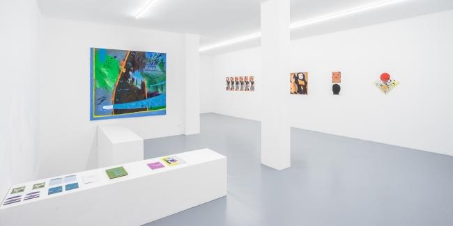 Vista de la exposición — Cortesía de Balcony