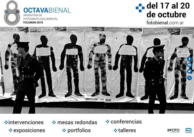 VIII Bienal Argentina de Fotografía Documental