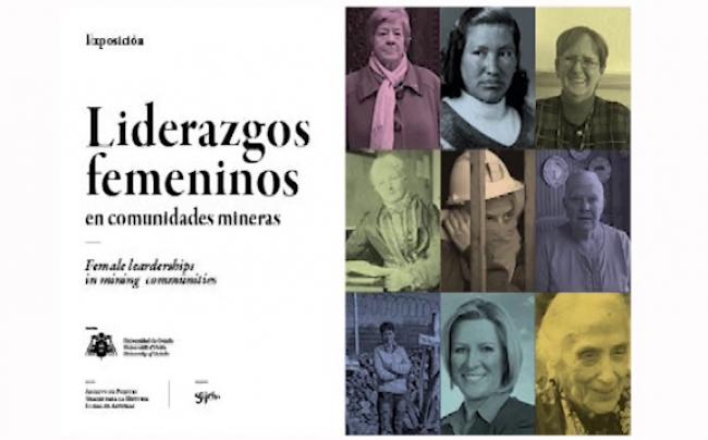 Exposición Liderazgos femeninos