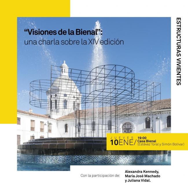 Cortesía Bienal de Cuenca